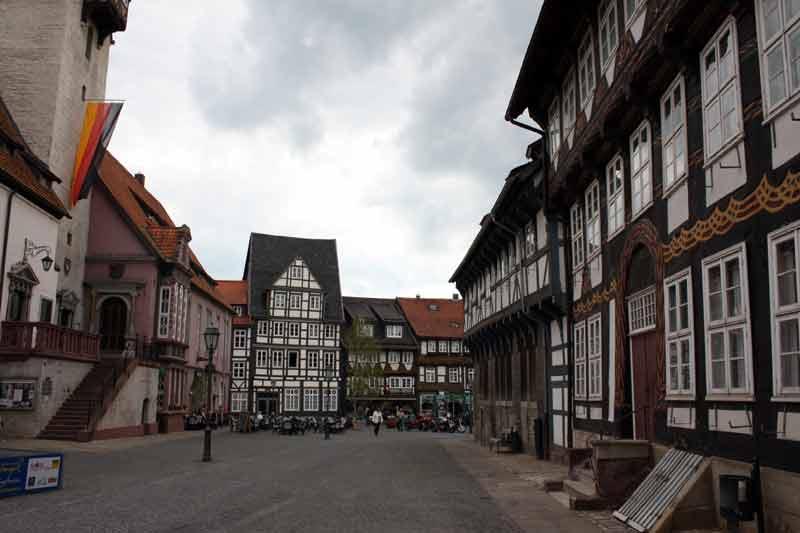 Bad Gandersheim: für mich heimeliger Herkunftsort, aber nicht Heimat.