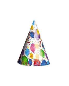 Cappellini happy balloons 6pz