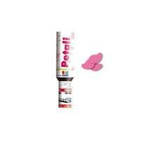 Tubo spara petali rosa 30 cm