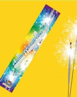 stelle magiche 25cm confezione 10pz