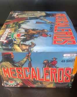 MESCALEROS 49 lanci