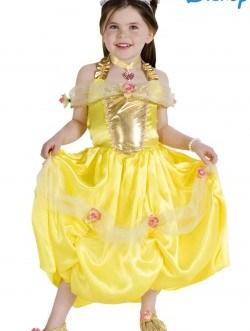 BELLE costume disney 2-3 years