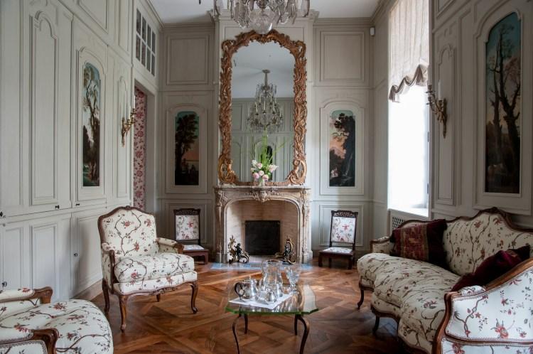 Salon Louis XV, Hôtel des Doctrinaires