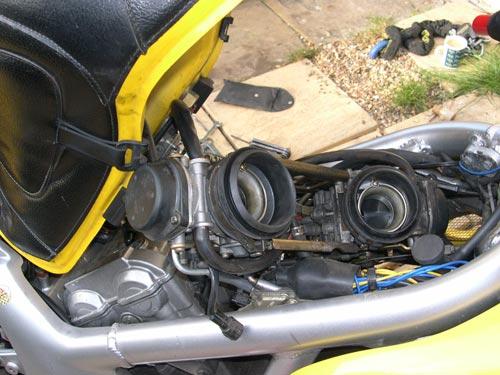 HOW-TO De-restrict SV650 Carb Bikes With Suzuki Kit