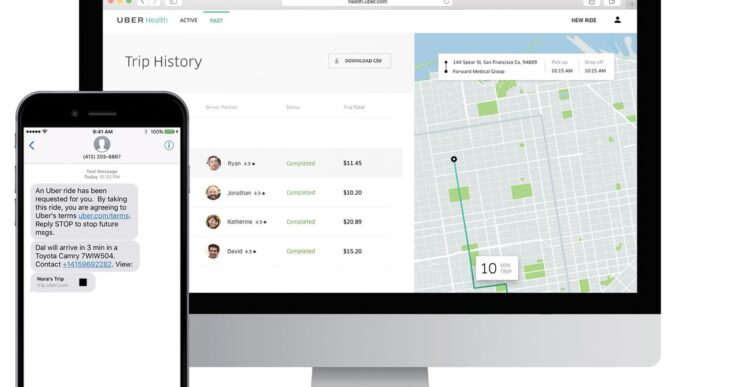 Uber ofrecerá viajes para consultas médicas