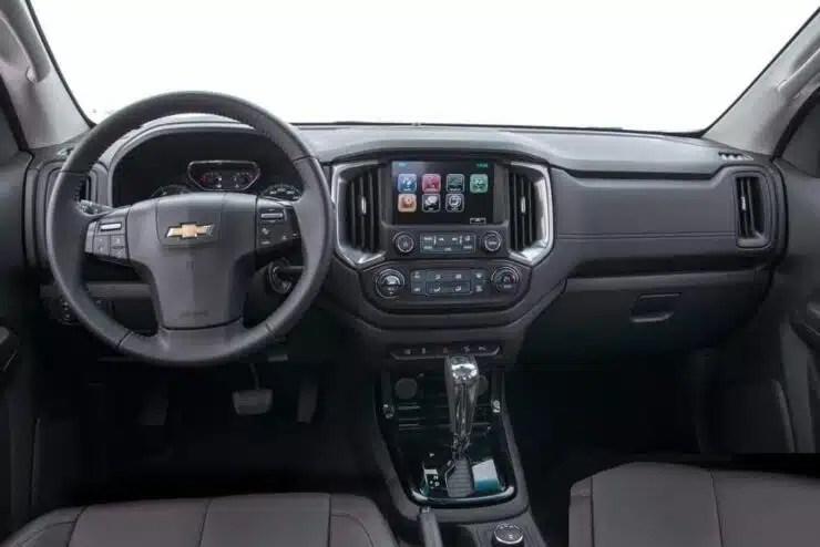 Chevrolet lanza S10 2019