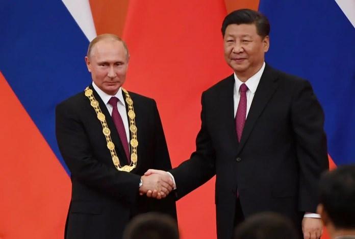 Xi y Putin