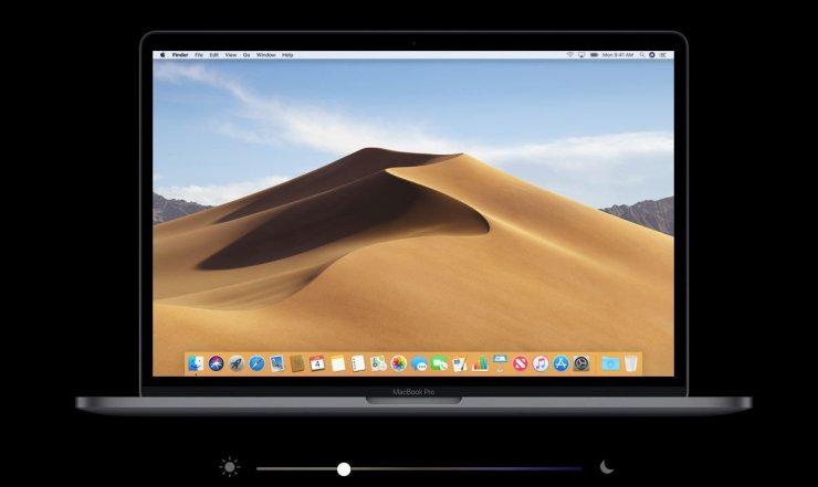 macOS Mojave fecha de lanzamiento y nuevas características: Escritorio Dinámico