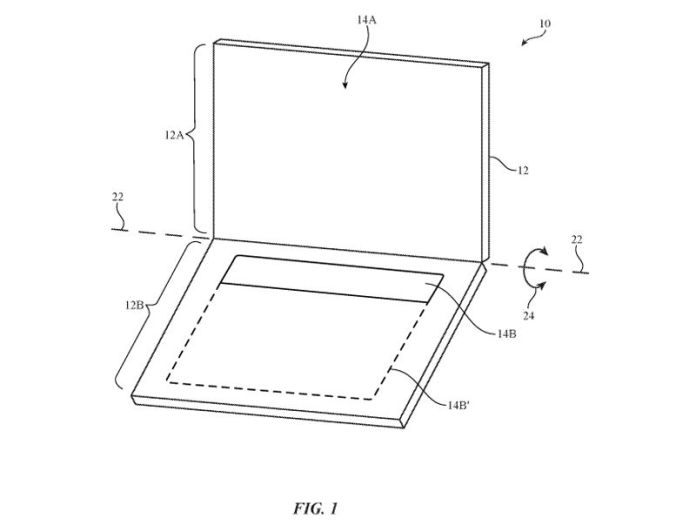 el Nuevo iPad Pro de 2018 rumores: Segunda pantalla de patentes