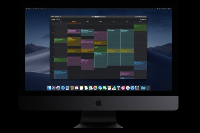 macOS Mojave fecha de lanzamiento y nuevas características: Modo Oscuro
