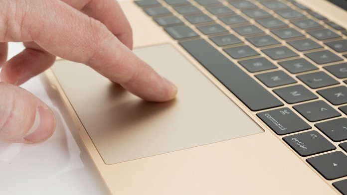 el Nuevo MacBook Air de 2017 rumores: Force Touch