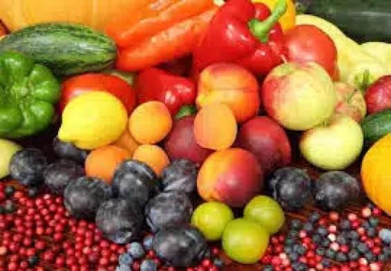 Vitamina P en las frutas