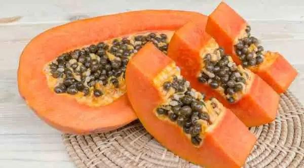 ¿Qué parásitos matan las semillas de papaya?