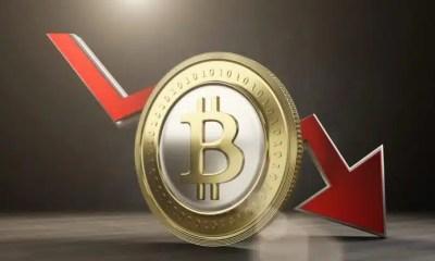 El bitcoin cae de nuevo y ya esta por debajo de los 7.000 dólares
