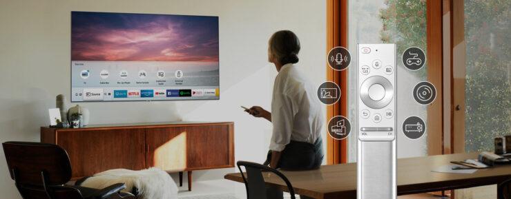 el 2018-qled-tv-one-remote-control