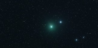 cometa verde