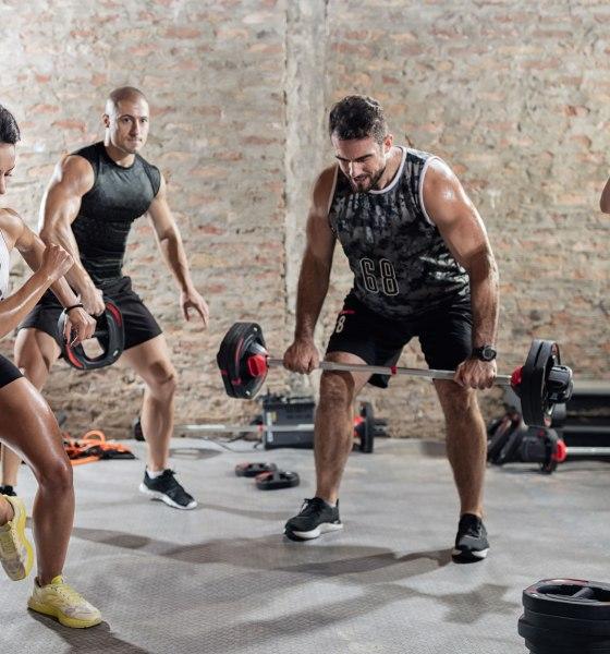 entrenar