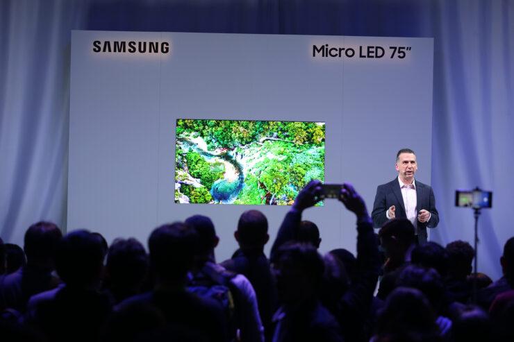 Televisores de 2019: desde pantallas enrollables a tecnología MicroLED