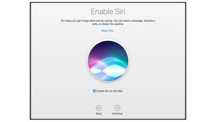 Cómo utilizar Siri en Mac: el programa de Instalación