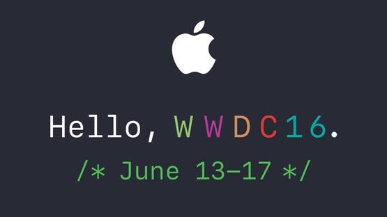 la WWDC de 2016