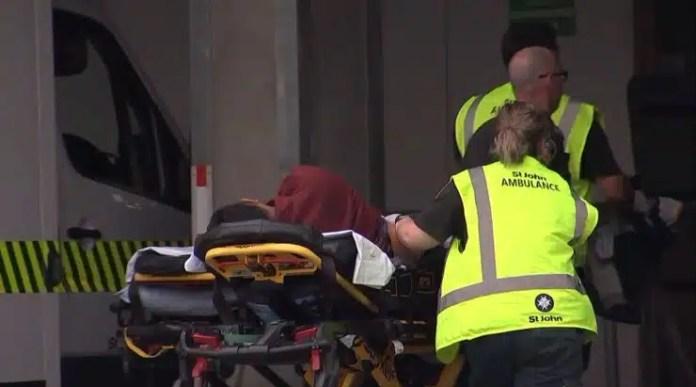 Video Del Ataque En Nueva Zelanda Image: Ataque A Dos Mezquitas En Nueva Zelanda Deja Al Menos 49