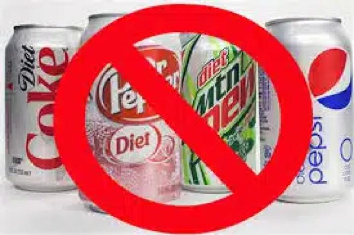 bebidas dietéticas
