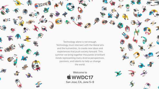 la WWDC de 2017