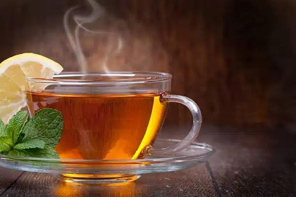 tè caliente