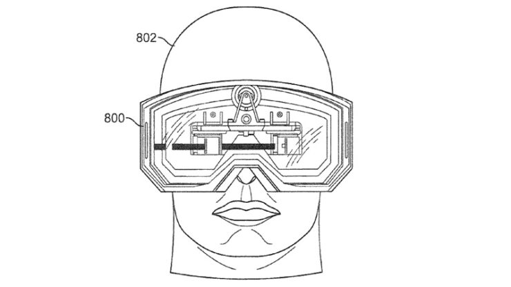 Apple AR & VR: Apple VR diseño de auriculares
