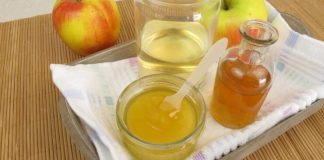 vinagre de manzana