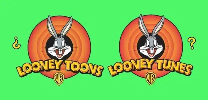Looney Toons o Tunes
