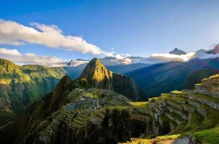 Cómo construyeron Machu Picchu