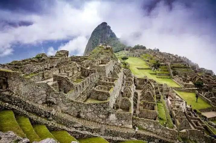 Cómo construyeron Machu Picchu los Incas