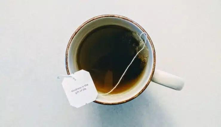 té y microplastico