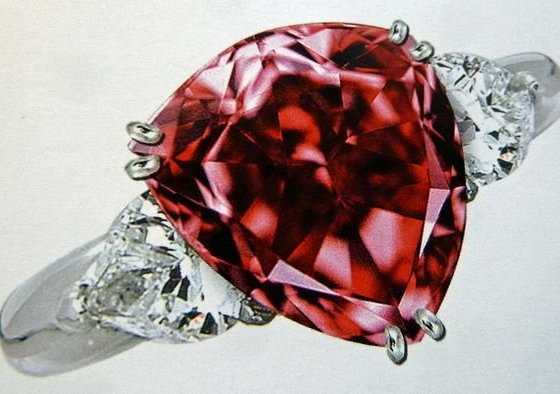 moussaieff red diamond ring