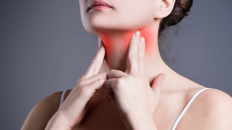 señales de la tiroides