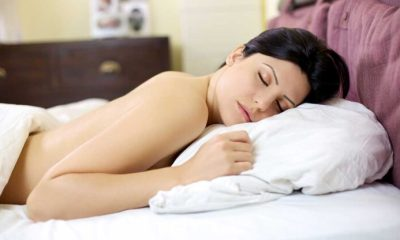 dormir sin ropa