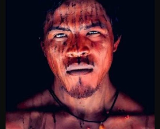 líder indígena