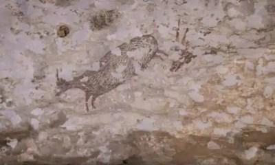 pintura más antigua del mundo