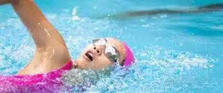 quemar calorías  nadando