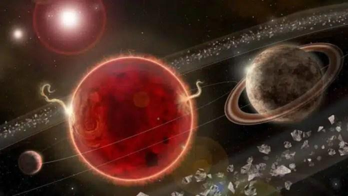 segundo planeta