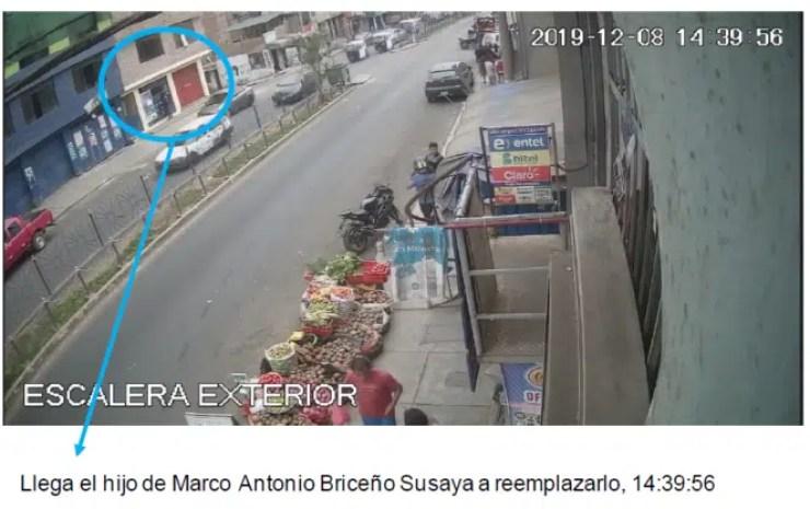 Pereitaje Camaras de seguridad Chorrillos San Genaro 7