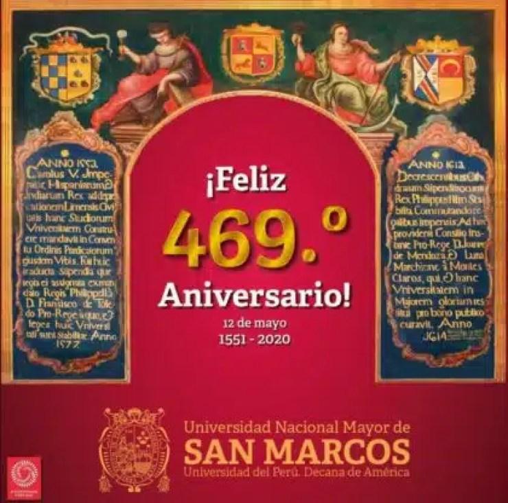 sanmarcos afiche