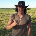 Cavani Dedica su Vida al Campo en Uruguay