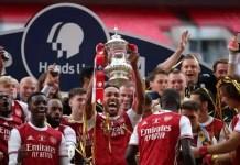 Aubameyang hace Campeón al Arsenal por 14ª vez