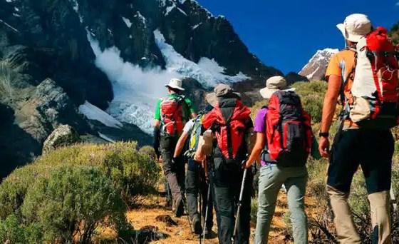 trekking en el Perú