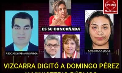 CONCUÑADA DE VIZCARRA