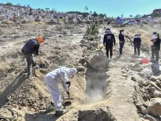 Muertes en Perú por covid-19