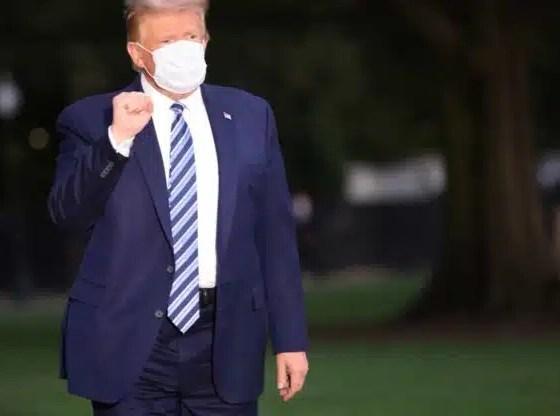 tratamiento que curó a Trump