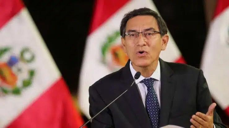 Presidente del Perú
